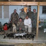 White Fronted Goose Hunting Arkansas